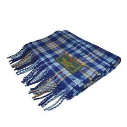 STAND Tartan Scarf 100% New Wool