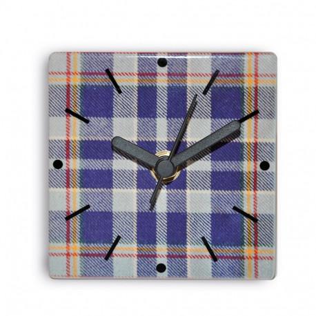 STAND Tartan Clock