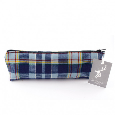 STAND Tartan Pencil Case