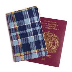 STAND Tartan Standard Passport Cover