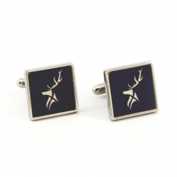 Black Stag Cufflinks