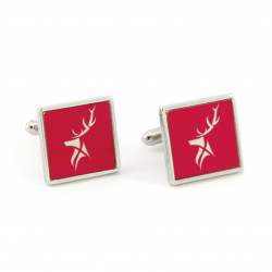 Red Stag Cufflinks