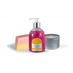 Rhubarb and Custard Spa Gift Set