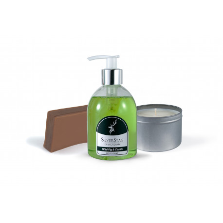 Wild Fig and Cassis Spa Gift Set