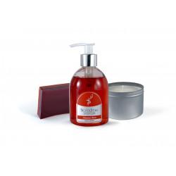 Oriental Plum Spa Gift Set