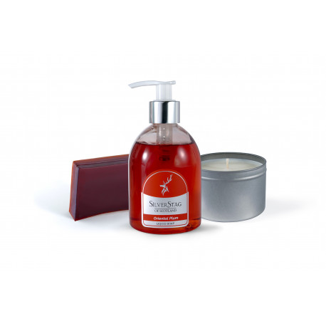 Oriental Plum Spa Gift Set