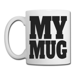 Design Your Own Mug - Single Design