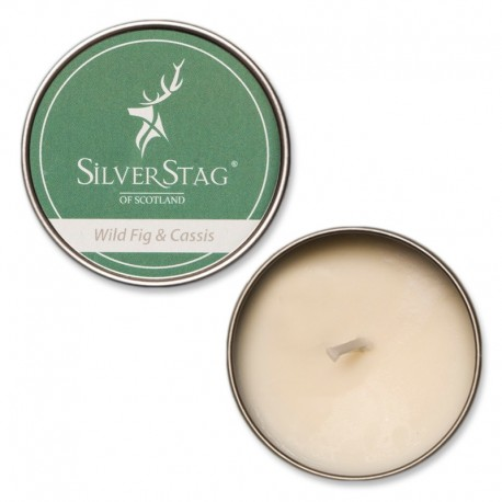Wild Fig and Cassis Candle - 75g